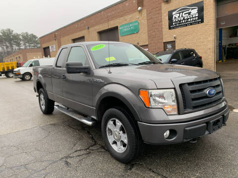 2009 Ford F-150 for sale at Ric's Auto Sales in Billerica MA