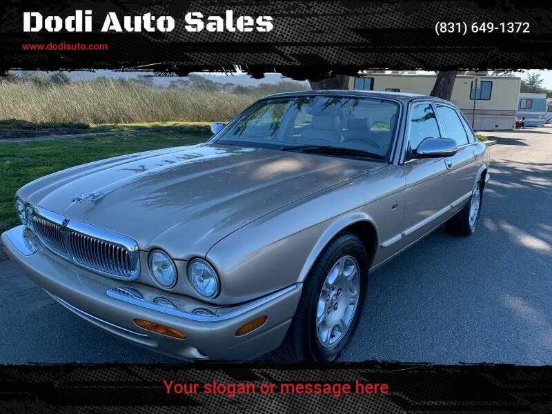 2003 Jaguar XJ-Series for sale at Dodi Auto Sales in Monterey CA