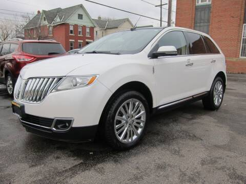 2013 Lincoln MKX for sale at DRIVE TREND in Cleveland OH