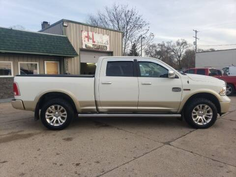 2017 RAM Ram Pickup 1500 for sale at H & L AUTO SALES LLC in Wyoming MI