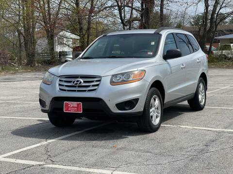 2011 Hyundai Santa Fe for sale at Hillcrest Motors in Derry NH