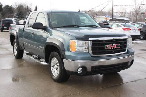 2008 GMC Sierra 1500 for sale at Sandusky Auto Sales in Sandusky MI