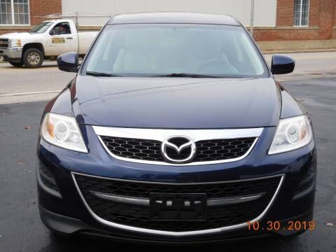 2012 Mazda CX-9 for sale at Southbridge Street Auto Sales in Worcester MA