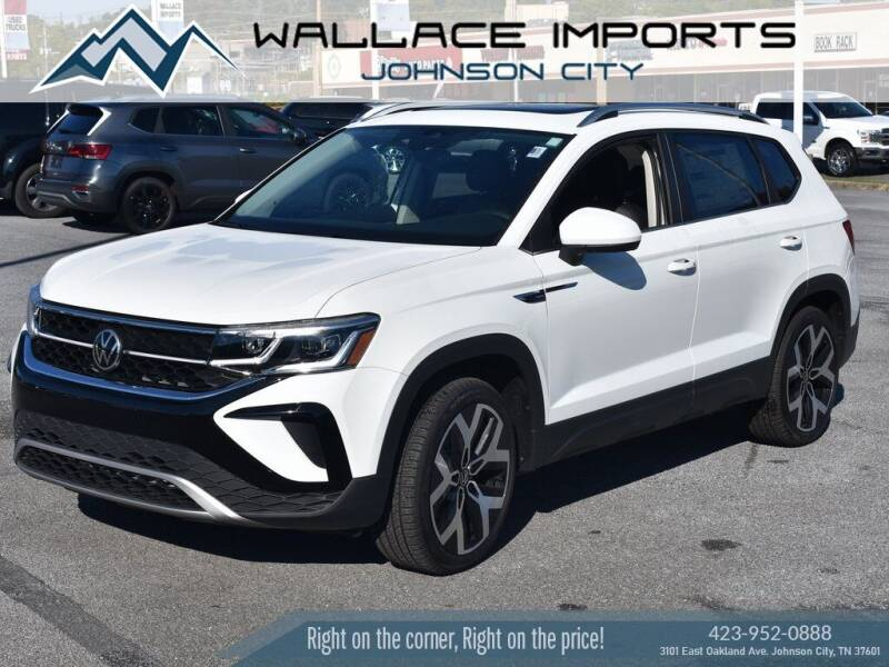 2022 Volkswagen Taos for sale in Johnson City, TN