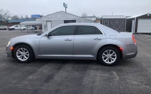 2015 Chrysler 300 for sale at Village Motors in Sullivan MO