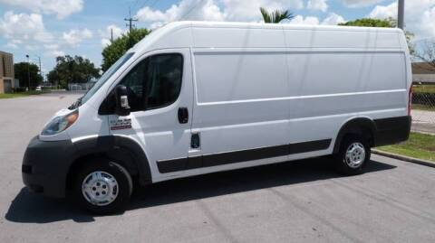 2014 RAM ProMaster Cargo for sale at Quality Motors Truck Center in Miami FL
