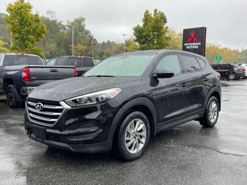 2018 Hyundai Tucson for sale at Midstate Auto Group in Auburn MA