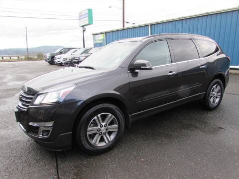 2016 Chevrolet Traverse for sale at 101 Budget Auto Sales in Coos Bay OR