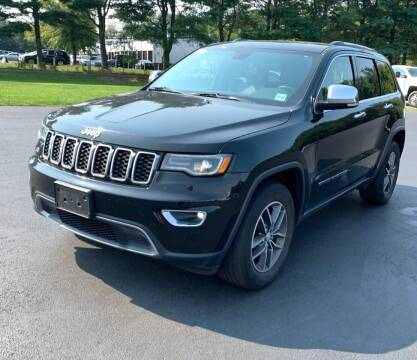 2017 Jeep Grand Cherokee for sale at MFT Auction in Lodi NJ