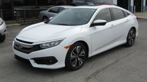 2018 Honda Civic for sale at Affordable Automotive Center in Frankfort IN