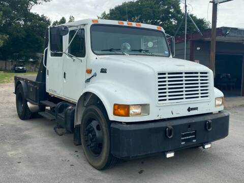 2000 International 4700 for sale at Texas Luxury Auto in Houston TX