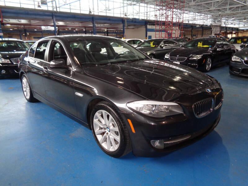 2013 BMW 5 Series for sale at VML Motors LLC in Teterboro NJ