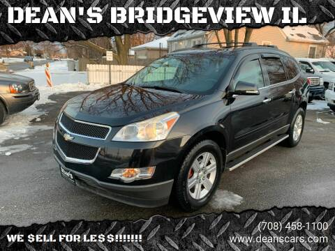 2012 Chevrolet Traverse for sale at DEANSCARS.COM in Bridgeview IL