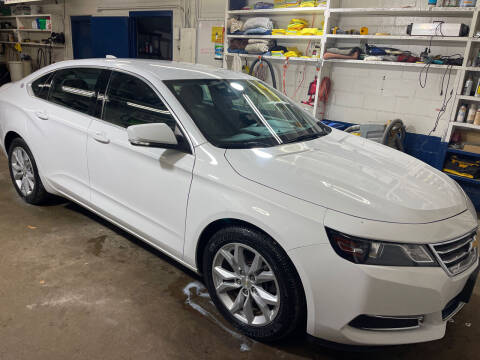 2016 Chevrolet Impala for sale at Mulder Auto Tire and Lube in Orange City IA
