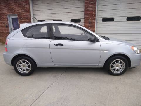 2007 Hyundai Accent for sale at Sparks Auto Sales Etc in Alexis NC