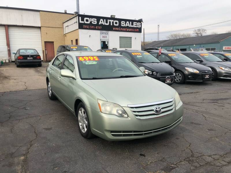 2006 Toyota Avalon for sale at Lo's Auto Sales in Cincinnati OH