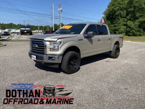 2017 Ford F-150 for sale at Mike Schmitz Automotive Group in Dothan AL