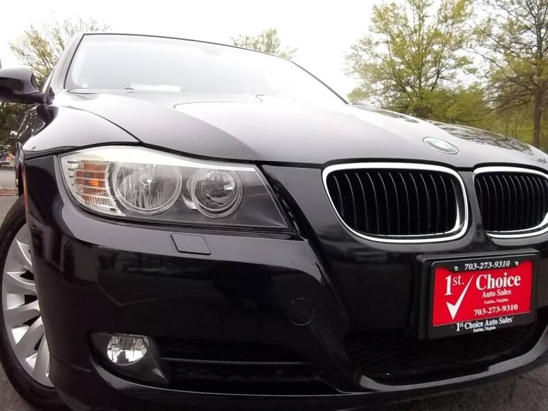 2009 BMW 3 Series for sale at 1st Choice Auto Sales in Fairfax VA