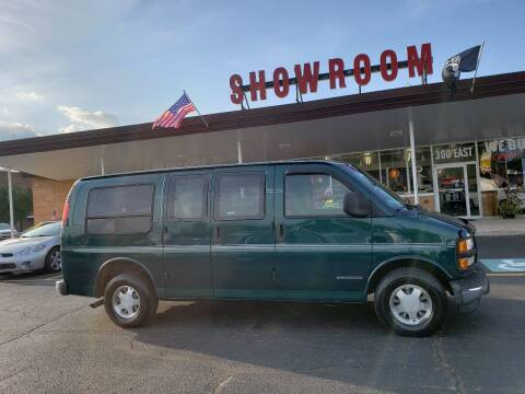 2000 GMC Savana Cargo for sale at Premium Motors in Villa Park IL