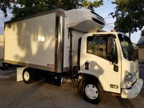2012 Isuzu NPR-HD for sale at Transportation Marketplace in West Palm Beach FL