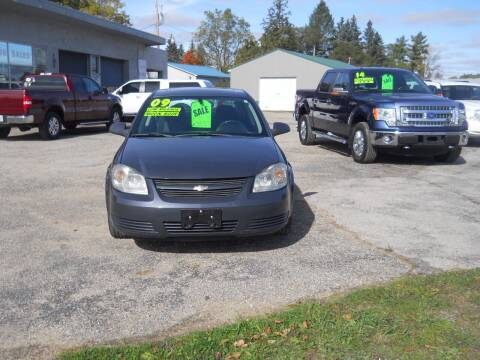 2009 Chevrolet Cobalt for sale at Shaw Motor Sales in Kalkaska MI