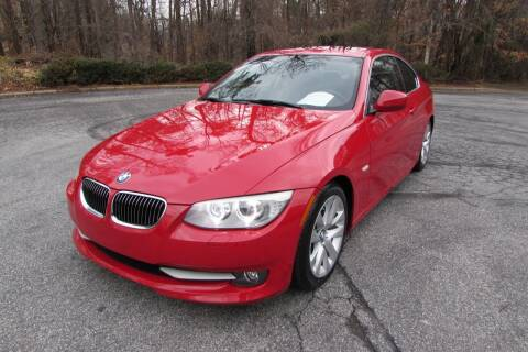 2013 BMW 3 Series for sale at AUTO FOCUS in Greensboro NC