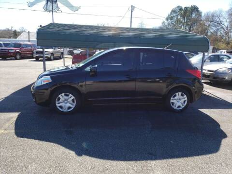 2011 Nissan Versa for sale at A-1 Auto Sales in Anderson SC