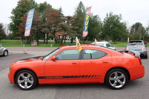 2008 Dodge Charger for sale at GEG Automotive in Gilbertsville PA