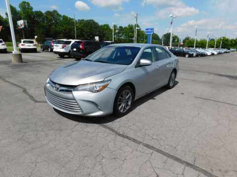 2016 Toyota Camry for sale at Paniagua Auto Mall in Dalton GA