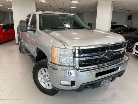 2011 Chevrolet Silverado 3500HD for sale at Auto Mall of Springfield in Springfield IL