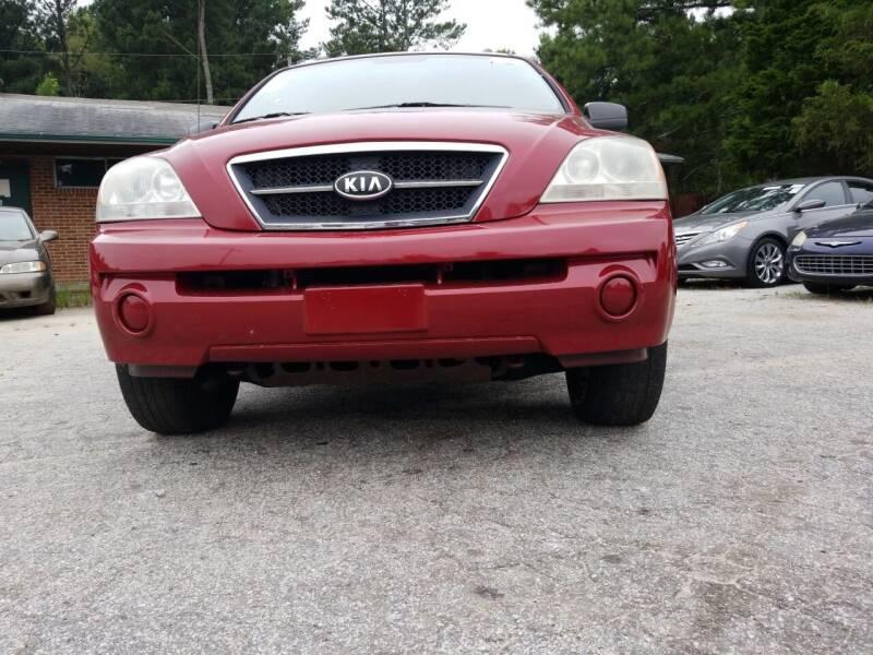 2006 Kia Sorento for sale at 5 Starr Auto in Conyers GA