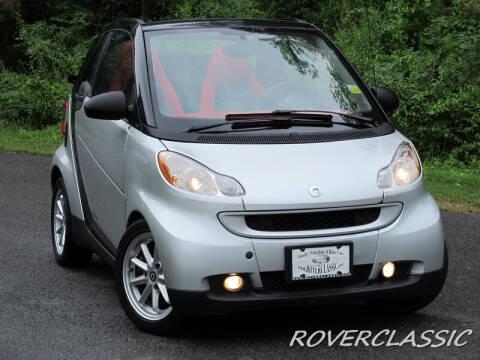 2009 Smart fortwo for sale at Isuzu Classic in Cream Ridge NJ