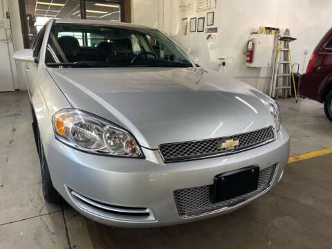 2012 Chevrolet Impala for sale at John Warne Motors in Canonsburg PA