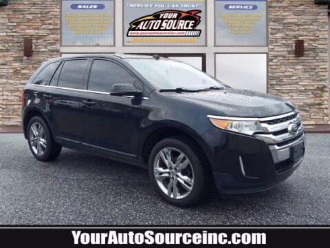 2013 Ford Edge for sale at Your Auto Source in York PA