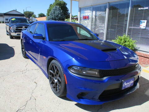 2018 Dodge Charger for sale at Choice Auto in Carroll IA