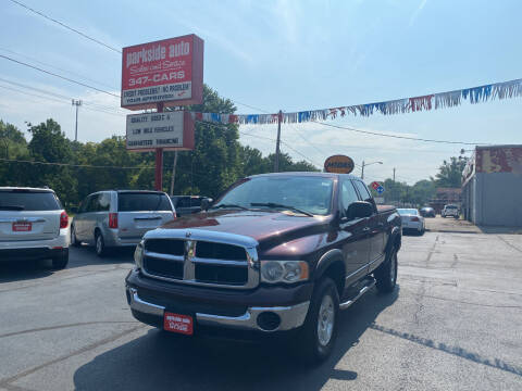 2005 Dodge Ram Pickup 1500 for sale at Parkside Auto Sales & Service in Pekin IL