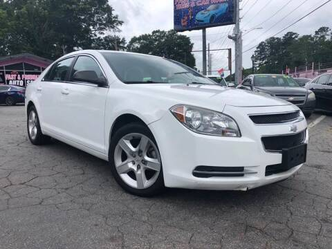 2011 Chevrolet Malibu for sale at Fast and Friendly Auto Sales LLC in Decatur GA
