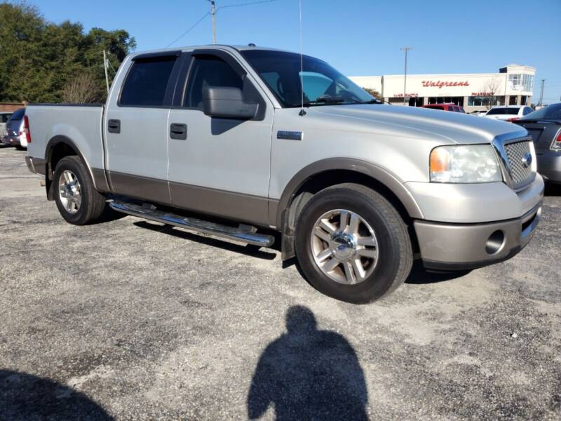 2006 Ford F-150 for sale at Ron's Used Cars in Sumter SC