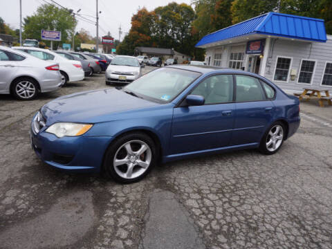 2009 Subaru Legacy for sale at Colonial Motors in Mine Hill NJ