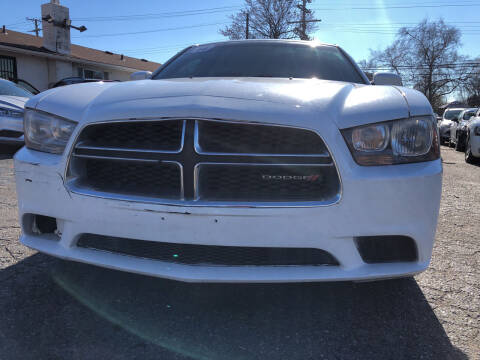 2014 Dodge Charger for sale at All Starz Auto Center Inc in Redford MI