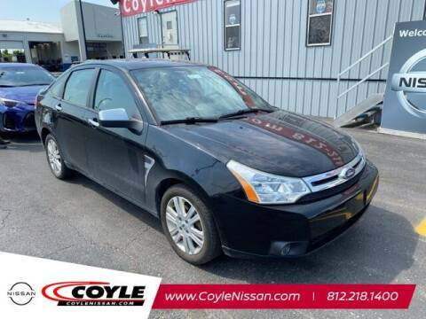 2009 Ford Focus for sale at COYLE GM - COYLE NISSAN - New Inventory in Clarksville IN