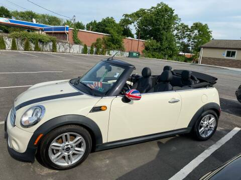 2014 MINI Convertible for sale at Primary Motors Inc - Primary Auto Mall in Fort Myers FL