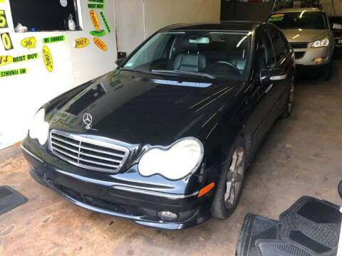 2007 Mercedes-Benz C-Class for sale at Dream Cars 4 U in Hollywood FL