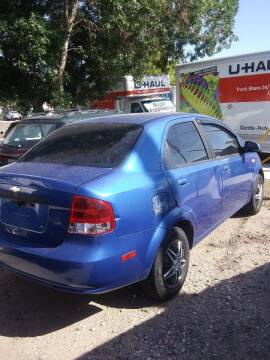 2006 Chevrolet Aveo for sale at Good Guys Auto Sales in Cheyenne WY