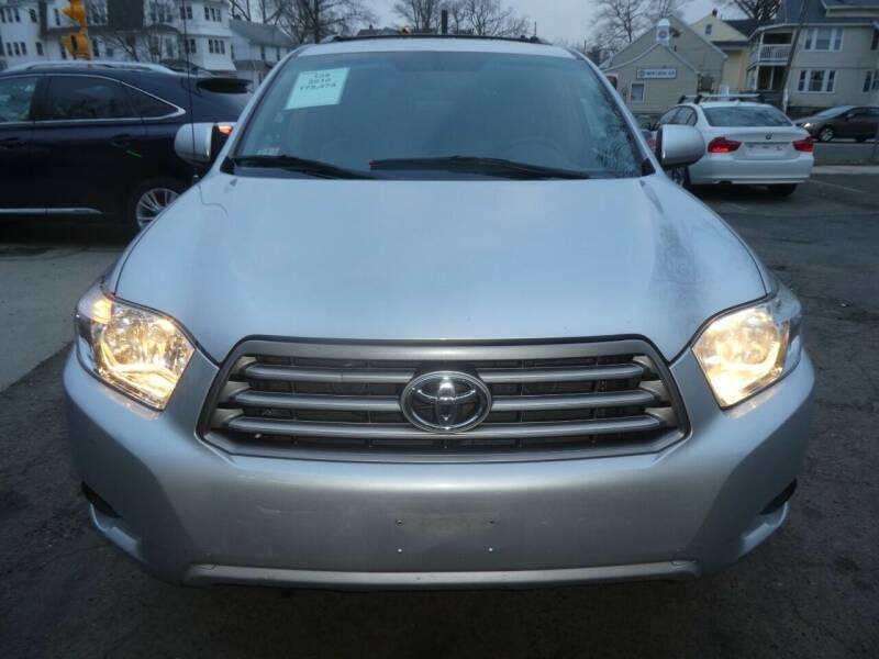 2010 Toyota Highlander for sale at Wheels and Deals in Springfield MA