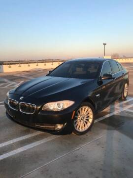 2012 BMW 5 Series for sale at Simon's Auto Sales in Detroit MI