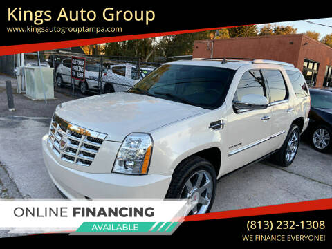 2011 Cadillac Escalade for sale at Kings Auto Group in Tampa FL