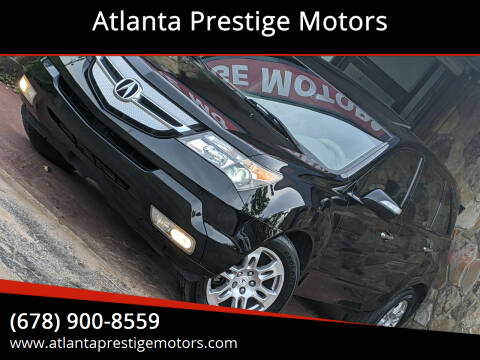 2008 Acura MDX for sale at Atlanta Prestige Motors in Decatur GA