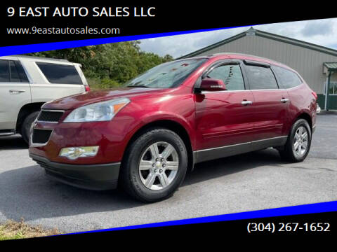 2011 Chevrolet Traverse for sale at 9 EAST AUTO SALES LLC in Martinsburg WV