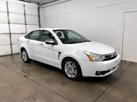 2008 Ford Focus for sale at PARKWAY AUTO in Hudsonville MI